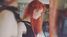 Afbeeldingsresultaat voor braids red hair