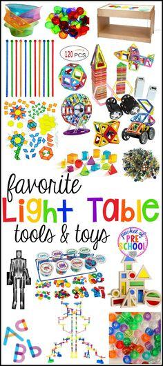 Kindergarten Classroom, Math Literacy, Kindergarten Tables, Classroom Ideas, Diy Light Table, Light Board, Tools And Toys, Sensory Table, Sensory Rooms