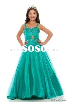 girls pageant dresses - Google Search