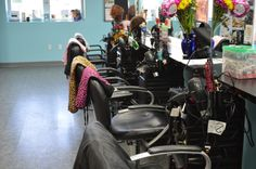 Get all your hair needs at the Cosmotech Clinic in Westbrook, Maine | 207-591-4122 | http://cosmotechschool.com/clinic/