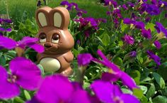 Misplaced Modifiers and the World's Largest Chocolate Bunny (Free Technology for Teachers) Hot Chocolate Images, Types Of Chocolate, Chocolate Bunny, Chocolate Treats, Easter Messages, Grammar And Vocabulary, Free Blog, Way To Make Money, Easter Bunny