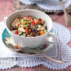 Saladinha de grãos