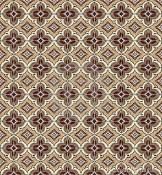 Illustration about East patterns in brown colors on all background. Graphic Patterns, Textile Patterns, Print Patterns, Doll House Flooring, Orange Paper, Fabric Rug, Tiles Texture, Tile Art, Surface Pattern Design