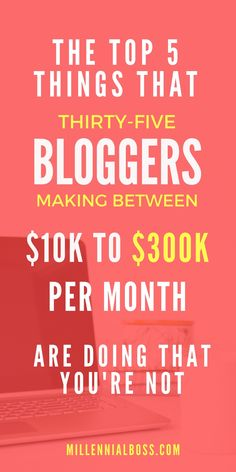 List of bloggers making six figures | 2017 income reports | bloggers making six figures