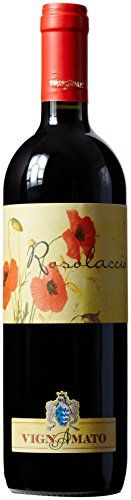 2005 VignAmato Rosolaccio Esino DOC 750 mL >>> You can get more details by clicking on the image.
