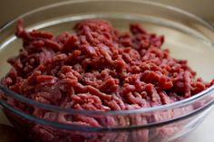 Wrap spaghetti in ground beef for a delicious meal you'll want to make again and again Beef Recipes For Dinner, Ground Beef Recipes, Raw Food Recipes, Cooking Recipes, Cooking Games, Easy Recipes, Soup Recipes, Cooking Classes, Grill Recipes