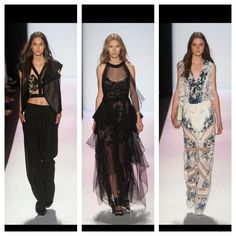 More of NYCSTYLIST's #faves from #BCBG. #MBFW