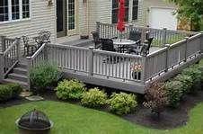 decks with walkways - Bing Images