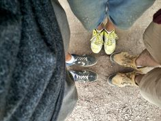 Why am Intrested talking about shoes ? Because of it we can go passing rock, sand, river etc, it really helps
