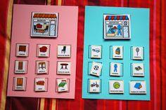 El baúl de A.L: Las tiendas Job 3, Dora, 3 Year Olds, Great Schools, Happy Fun, Educational Activities, Speech And Language, Speech Therapy, Diy And Crafts