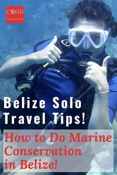 Diving is one of the top things to do in Belize so why not volunteer while diving? Here is how I did coral reef protection #Volunteer work in BEAUTIFUL #Belize as part of my solo travel and Belize solo travel tips on how you can too! By @corrtravel #CORRTravel Solo Travel Tips | Solo Female Travel Tips | Over 40 Travel | Voluntourism Travel | Eco Friendly Travel Tips | Sustainable Travel Tips | International Travel Tips | Travel Tips and Tricks | Retirement Travel Ideas International Travel Tips, International Volunteer Programs, Volunteer Work, Volunteer Groups, Solo Travel Tips, Marine Conservation, Belize Travel, Travel Guides, Diving