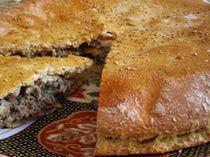 Medfouna Rissani (Medfouna Tafilalt) - Traditional Stuffed Berber FlatBread