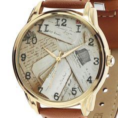 Envelopes Watches Fashion Women Quartz Watch Wristwatch Gift Hottest #ZIZ #Fashion