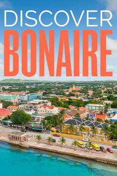 Enjoy Charming Bonaire - #iTravelBetter