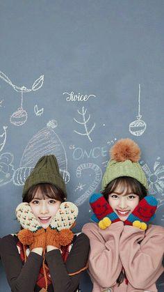 #twice #momo #nayeon #merryandhappy