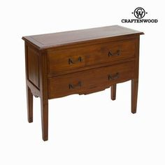 Comfortable 2 drawers - Serious Line Collection by Craften Wood