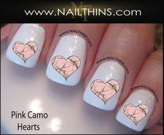 hearts-pink-camo-nail-decal-leaves