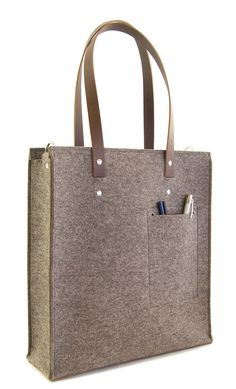 Grey wool felt TOTE BAG by anonimaMente design #woolfelt #madeinitaly - black and white bag, shop for bags online, womens leather bags *sponsored https://www.pinterest.com/bags_bag/ https://www.pinterest.com/explore/bags/ https://www.pinterest.com/bags_bag/bags-online/ http://www.muji.us/store/bags.html