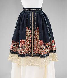 Czech, Bohemia late 19th cent.