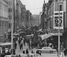 Kun Tampere oli puutalojen kaupunki ja pyykkiä jynssättiin Mältinrannassa –Tampere-Seuran kirja sisältää helmiä arkistosta | Paikalliset | Tamperelainen Times Square, Street View, Travel, Historia, Viajes, Destinations, Traveling, Trips