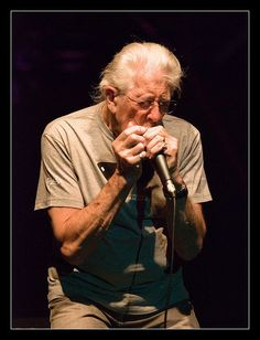"John Mayall: I remember listening to ""Room To Move"" while watching (5 Summer Stories?) Surf Movie... Awesome."