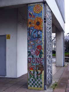 Mosaic murals - Flickr: Search