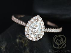 Call (312) 726-1348  $1320 https://www.etsy.com/listing/197670600/tabitha-7x5mm-size-14kt-rose-gold-pear?ref=shop_home_active_13