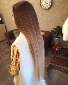 Hair extensions Balayage Blonde balayage