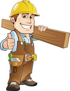 Builder or contractor -  PROFISSÕES E OFÍCIOS