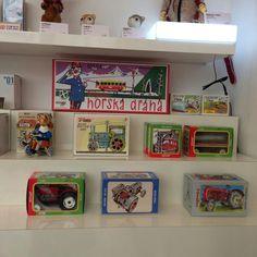"""Kovap in """"Lillikit"""" hobby store"""