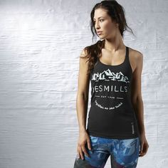 Show off your tribal love with this super cute tank. Especially at home in BODYBALANCE / BODYFLOW.