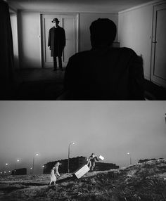 The Trial – dir. Orson Welles This is a really obscure film that should be seen by more people. The combination of Kafka and Welles is great. Tony Perkins is perfect.