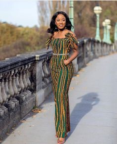 """The best ankara dress styles are absolutely top notch.African fashion with its ankara styles and lace styles popularly known as as """"asoebi"""" are here to stay. African Fashion Ankara, Latest African Fashion Dresses, African Dresses For Women, African Print Dresses, African Print Fashion, Africa Fashion, African Attire, African Wear, African Outfits"""