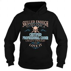 CERTIFIED PROFESSIONAL CODER - #tee shirts #geek t shirts. ORDER HERE => https://www.sunfrog.com/LifeStyle/CERTIFIED-PROFESSIONAL-CODER-107592714-Black-Hoodie.html?60505