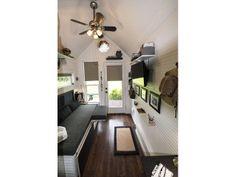 Tiny Cedar Home, Granite/Heated Floors and More
