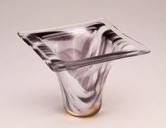 A tall drop ring project by S. O'Toole circa 2005