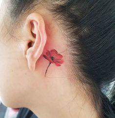 85 Beautiful Poppy Tattoos Ideas