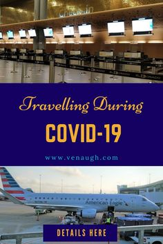 Flying During COVID-19 - Venaugh
