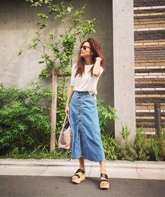 """「気づけば毎日ZARA着てる」モデル・中村アンの""""夏のZARAコーデ"""""""