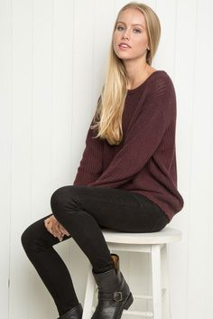 Brandy ♥ Melville | Leia Sweater - Just In