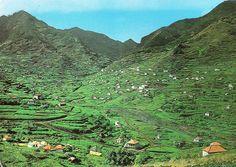 Vale do Machico, Madeira, Portugal (1979).