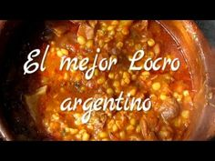 Allrecipes, Chili, Salsa, The Best, Yummy Food, Soups, Youtube, Videos, Gastronomia