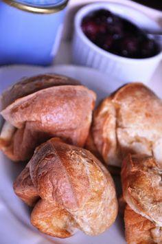 AZgotuj!: Popovery z mąki razowej beztłuszczowe