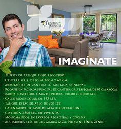 Imagínate vivir en el mejor #Fraccionamiento #Residencial, #Casas con los mejores acabados.