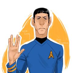 LIVE LONG AND PROSPER by AgentDax on DeviantArt
