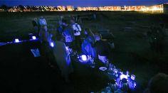 De Grasbar van Overtreders W op SITE2F7 tijdens optreden van DJ Cinnaman © Gert Jan van Rooij, Museum De Paviljoens