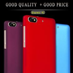 For Huawei Honor 4C Case Matte Thin Thin Anti-skid Rubber Frosted Hard PC Plastic Cover Fundas for Huawei G Play Mini Phone Case
