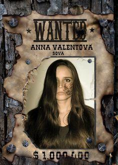 wanted Anna, 1, Movies, Movie Posters, Films, Film Poster, Cinema, Movie, Film