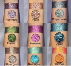 30+ Best Loose glitter eyeshadow images | loose glitter eyeshadow, glitter  eyeshadow, loose glitter