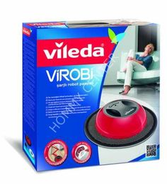 Vileda Virobi Şarjlı Robot Paspas | Vileda | Temizlik Ekipmanları
